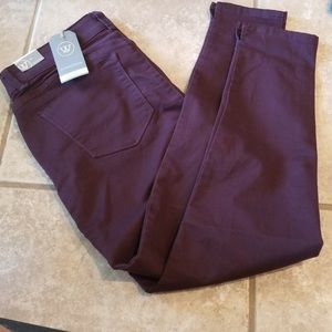 Wit & Wisdom Absolution ankle skinny Sz 6